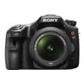 Цифровые фотоаппаратыSony Alpha SLT-A57Y 18-55+55-200 Kit