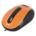 Клавиатуры, мыши, комплекты Manhattan RightTrack Mouse (177696) Orange USB