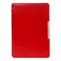 Amazon Kindle Paperwhite Leather Cover Red