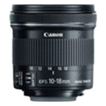 Объективы Canon EF-S 10-18mm f/4.5-5.6 IS STM