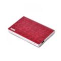 Портативные зарядные устройстваREMAX Play Red 6000mAh
