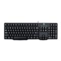 Клавиатуры, мыши, комплектыLogitech Classic Keyboard K100 Black PS/2