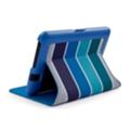 Чехлы и защитные пленки для планшетовSpeck FitFolio для iPad mini ColorBar Arctic Blue (SPK-A1632)