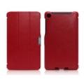 Чехлы и защитные пленки для планшетовi-Carer Чехол для Google Nexus 7 II RG701 red
