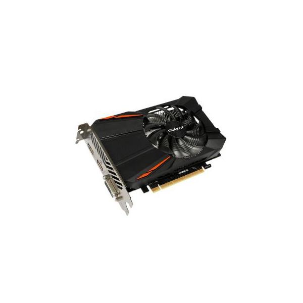 Gigabyte GeForce GTX 1050 D5 2G (GV-N1050D5-2GD)