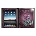 Чехлы и защитные пленки для планшетовEd Hardy Skin для iPad Plum (IPS10A07)