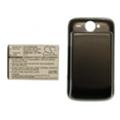 Аккумуляторы для мобильных телефоновCameronSino CS-HTW333XL 2200mAh