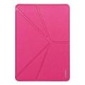 Чехлы и защитные пленки для планшетовXundd V Leather case for Galaxy Tab 3 10.1 Pink