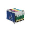 Системы непрерывной подачи чернил (СНПЧ)InkSystem Перезаправляемые картриджи для Epson Stylus Office NX515