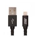 Аксессуары для планшетовJust Unique Lightning USB Cable Black (LGTNG-UNQ-BLCK)