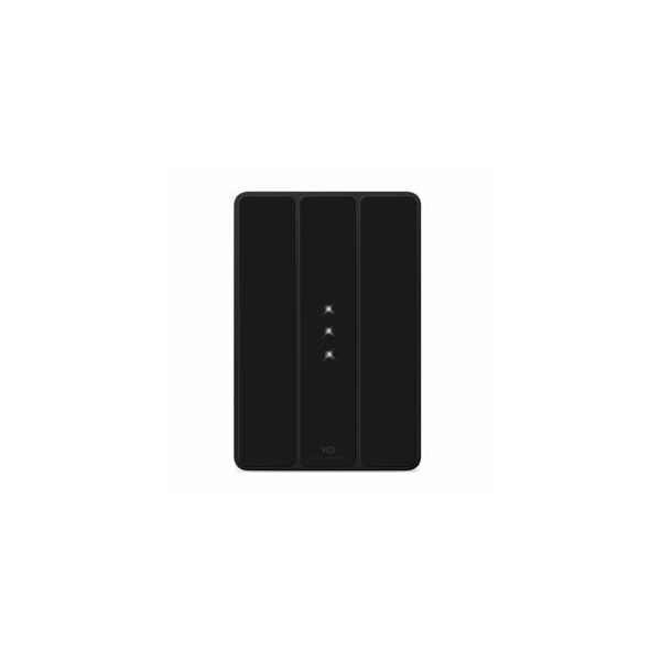 White Diamonds Booklet Black for iPad mini Retina (6011TRI6)
