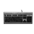 Клавиатуры, мыши, комплектыA4Tech KLS-7MUU Grey USB
