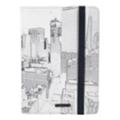 Чехлы и защитные пленки для планшетовGolla Tablet folder Stand Vincent White (G1558)