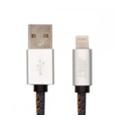 Аксессуары для планшетовJust Unique Micro USB Cable Jeans (MCR-UNQ-JEAN)