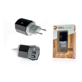 2E USB Wall Charger 3.4A, black (-WCRT58-B)