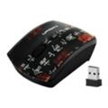 Клавиатуры, мыши, комплектыCrown CMM-906W World Words Black USB