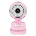 Web-камерыTrust Exis Webcam Pink