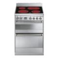 Кухонные плиты и варочные поверхностиSmeg SUK62CMX8