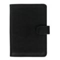 Чехлы для электронных книгKorka Обложка для PocketBook 611/613/622 Classical Black (U1-Clas-leath-bk)