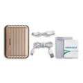 Портативные зарядные устройстваMomax iPower GO+ gold IP24AL