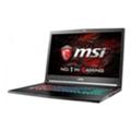 НоутбукиMSI GS73VR 6RF Stealth Pro (GS73VR6RF-009PL)