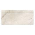 Fanal Zocalo Carrara 15x32,5 white