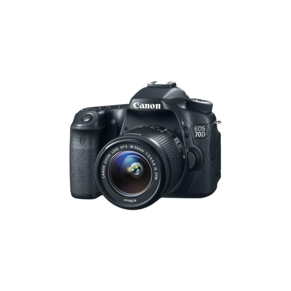 Canon EOS 70D 18-55 IS STM Kit