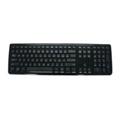 Клавиатуры, мыши, комплектыChicony KU-0833-B Black USB