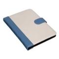 Чехлы для электронных книгSB1995 Bookcase L Leather White-Blue (SB141088)