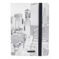 Чехлы и защитные пленки для планшетовGolla Tablet folder Stand Vincent White (G1554)