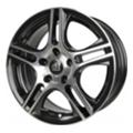 Колёсные дискиDJ 424 Black/Diamant (R14 W6 PCD4x108 ET35 DIA67,1)
