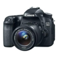 Цифровые фотоаппараты Canon EOS 70D 18-55 IS STM Kit