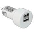 Зарядные устройства для мобильных телефонов и планшетовDefender UCA-15 5V/1А+1A USB 2.0 avtoadapter (83562)
