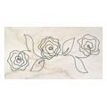 Fanal Carrara Flor 32,5x60 white