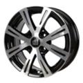 Колёсные дискиDJ 427 Black/Diamant (R16 W7 PCD4x100 ET38 DIA72,6)
