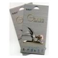 Защитные пленки для мобильных телефоновGigo 2.5D Tempered Glass 0.3 Apple iPhone 6