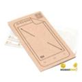 Защитные пленки для мобильных телефоновXiaomi Mi Note Gloss Screen Protector 2шт (1150300012)
