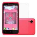 Защитные пленки для мобильных телефоновCelebrity Lenovo A690 Clear