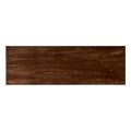 Керамическая плиткаИнтеркерама Маротта 14x43 коричневый (41)