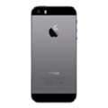 Apple iPhone 5S 16GB Gray. Сзади.