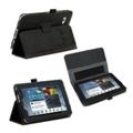 Чехлы и защитные пленки для планшетовPoetic SlimBook Leather Case для Galaxy Tab 3 7.0 Black