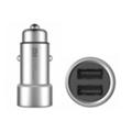 Зарядные устройства для мобильных телефонов и планшетовXiaomi Car Charger (Silver)