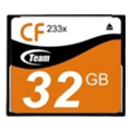 TEAM 32 GB CF 233x