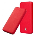 Jisoncase External Backup Battery 5000 Mah Red (JS-YDD-01C30)