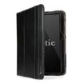 Чехлы и защитные пленки для планшетовPoetic SlimBook Leather Case для Galaxy Tab 3 8.0 Black