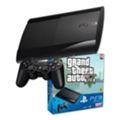 Игровые приставки Sony PlayStation 3 Super Slim 500 GB + GTA V