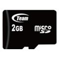 Карты памятиTEAM 2 GB microSD TUSD2G02