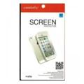 Защитные пленки для мобильных телефоновCelebrity iPhone 5 2в1 Matte