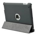 Чехлы и защитные пленки для планшетовZenus Smart Match Back Cover for iPad 3/4 Grey