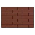 Керамическая плиткаCerrad Burgund 24,5x6,5 гладкая